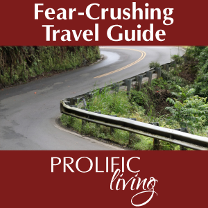 Fear Crushing Travel Guide